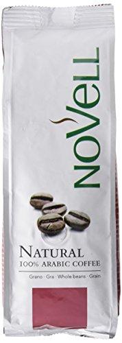 Cafes Novell - Café Natural En Grano - 4 Paquetes de 250 gr.