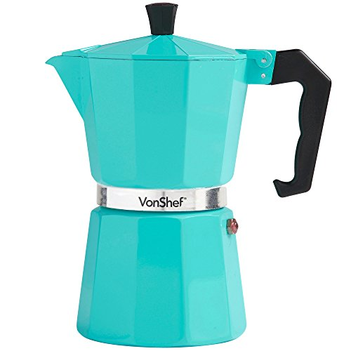 vonshef-espresso-coffee-maker-duck-egg-6-cup-300ml-italian-style-moka-stove-top-macchinetta-includes