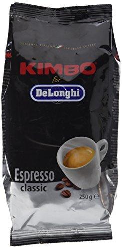 Delonghi Kimbo Espresso Classic, 250g geröstete Kaffeebohnen