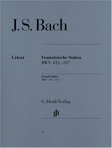 Bwv 812-817. Klavier ()