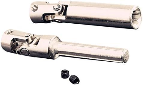 B B B Baosity 1Pc 110-145mm Arbre D'entraîneHommes t Universel en Acier Inoxydable pour RC Crawler D90 SCX10 | Service Supremacy  869d18