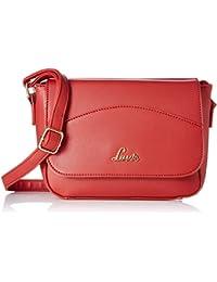 Lavie Broxa Women's Sling Bag (Red)
