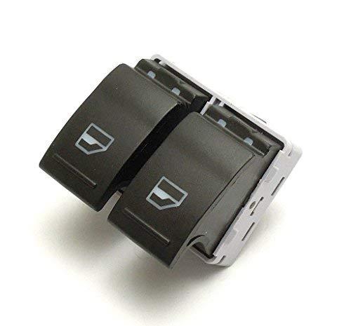 Electric Fenster Schalter Fahrerseite Button Fensterheber Schalter kompatibel mit Transporter T5 T6 7E0 959 855A
