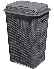 Milton Lunet Plastic Laundry Basket