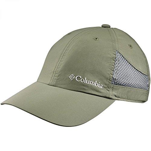 Columbia Unisex Tech Shade Cooling-Kappe, Größenverstellbar, Einheitsgröße, grün (mosstone), CU9993 (Columbia Sportliche Kappe)