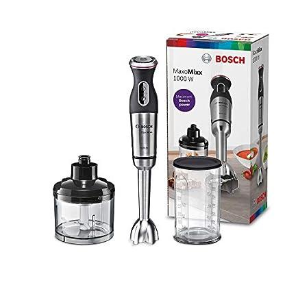 Bosch-MaxoMixx-Stabmixer-MS8CM6120-1000-Watt-Edelstahl