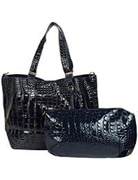 Kion Style Croco Print Women's Handbag