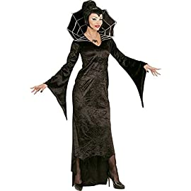 Costume contessa ragno adulto Halloween 2fab9de83415