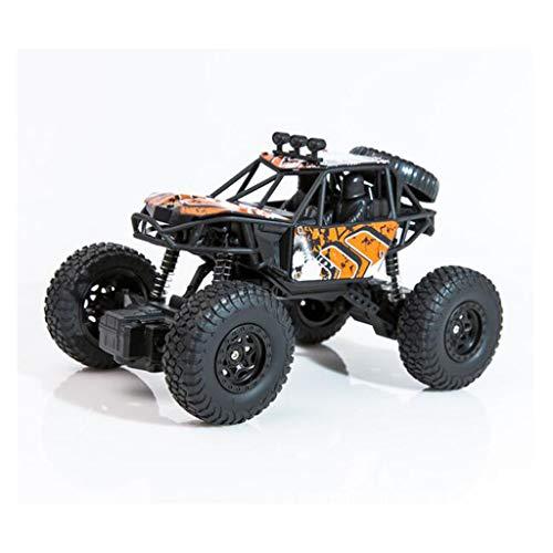 Vierradantrieb Fernbedienung Spielzeugauto 1:22 Klettern Auto Strand Buggy Kinder Fernbedienung Auto Spielzeug (Color : Orange)