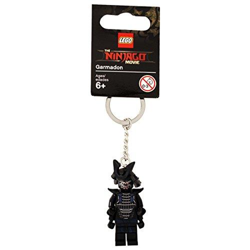 LEGO LLAVERO THE NINJAGO MOVIE GARMADON 853757