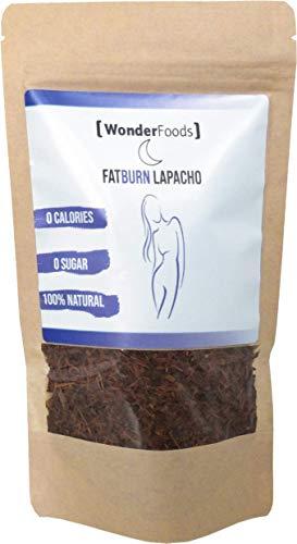 Fatburn Tea Night | Lapacho Tee | abnehmen ohne Diät Pillen | 100% natürliche Zutaten | der Fat-burner Booster | abnehmen Tabletten schnell ohne Sport