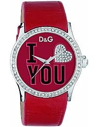 D&G Dolce&Gabbana Damen-Armbanduhr Be Mine DW0147