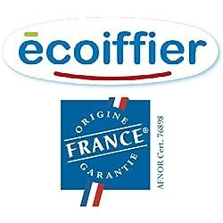 Jouets Ecoiffier - 2623 - Set Hamburger pour enfants - Imitations d'aliments - 36 pièces - Dès 18 mois - Fabriqué en France
