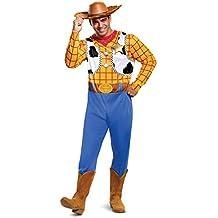 30760c575df8c Disfraz de hombre Disney Pixar Toy Story y más allá de Woody Classic Costume