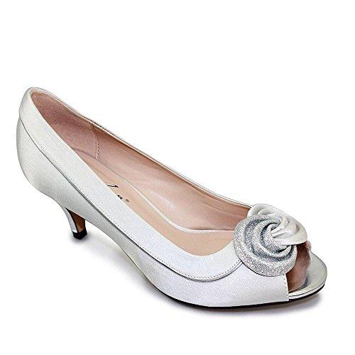 lunar-flr222-silver-satin-lower-heeled-peep-toe-court-shoe-40