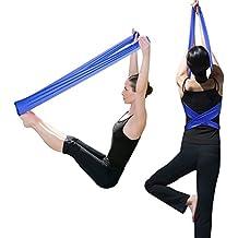 TRIXES Cinta de Goma para Pilates, Yoga, Aptitud, Hacer Ejercicio, Gimnasia