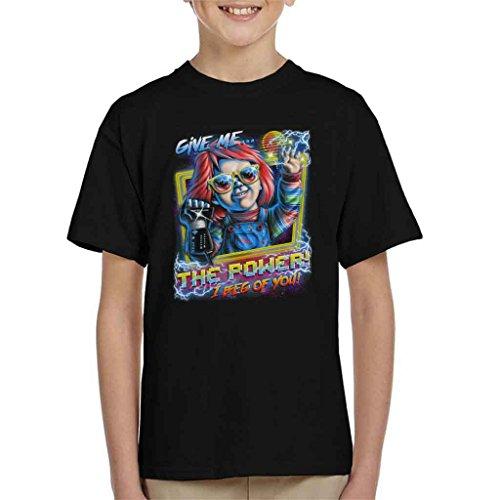ower Damballa Chant Kid's T-Shirt (Chucky-shirt Für Kinder)