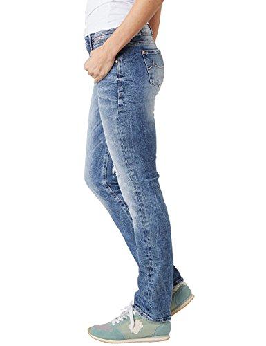 Pioneer Damen Jeanshose Jamie Blau (stonebleached 367)