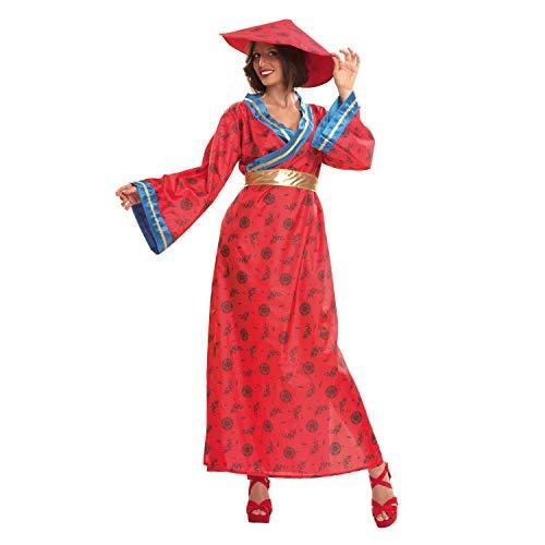 My Other Me China-Kostüm für Erwachsene (viving Costumes mom01087) XXL