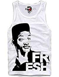 E1SYNDICATE TANK T-SHIRT FRESH PRINCE OF BEL AIR SWAG WILL SMITH DOPE 23 S-XL