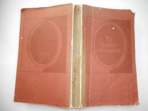 La Historia Interminable (Alfaguara Juvenil) de Ende, Michael (2007) Tapa blanda