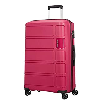 Spinner 28″ American Tourister Summer Splash Burgundy