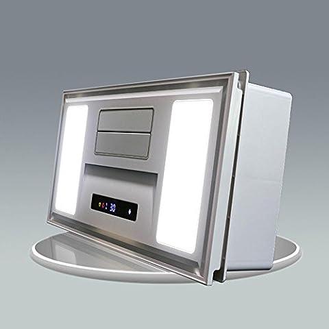 IAGM Bath HeaterIntegrated Ceiling Wind Warm Bathroom Intelligent Remote Control Bathroom Heater