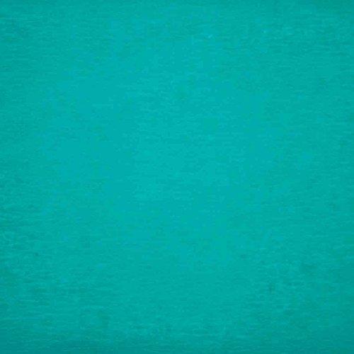 Crépon Entenblau Blatt 50 x 200 cm - MegaCrea