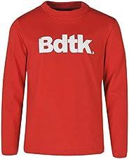 Bodytalk Basics Sports T-Shirt for Boys - Black 10-11 Years