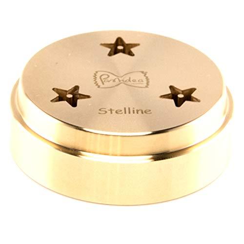 Teigwareneinsatz für Kenwood AT910 KAX 910 und Philips Pastamaker Matrize (Stelline/Kleine Sterne)