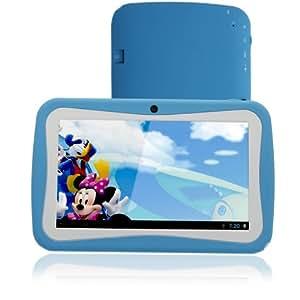 tablette tactile enfant yokid quad core 7 pouces android 5. Black Bedroom Furniture Sets. Home Design Ideas