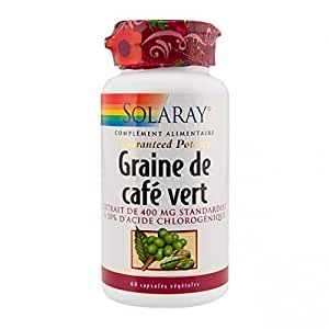 Café Vert 400mg - 60 gélules