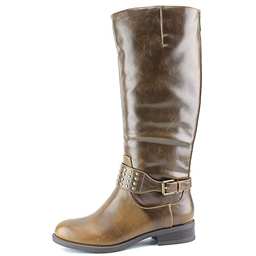 American Living Jaycee Synthétique Botte Dark Brown