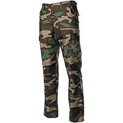 Max Fuchs US pantalones de combate BDU woodland - M