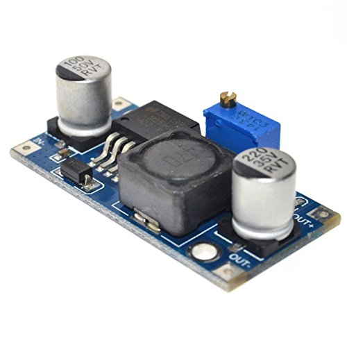CentIoT® Buck Converter - DC-DC 3A 4-35V to 1.5-35V LM2596 LM2596S Step-Down Adjustable Power Supply Module
