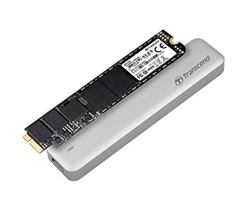 Transcend 480GB JetDrive 500 SATA III 6Gb/s SSD Upgrade Kit für Mac TS480GJDM500 - Mini Speicher Mid Mac 2010 Für