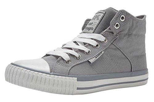 British Knights Roco - Herren Sneaker / High-Top-Schuh Gris Clair