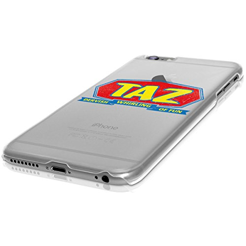 """Hardcase Looney Tunes """"Taz Série"""" - Tornade rouge, Iphone 6 Plus/6S Plus Dervish Whirling of plaisir"""
