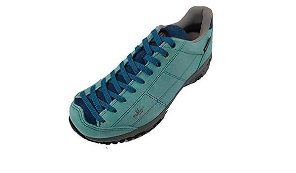 Damen Sneaker, Blau - Hellblau - Größe: 36 EU Lomer