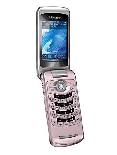 Blackberry 8220 Pearl Flip Pink Rosa QWERTY Klapphandy Außendisplay Smartphone Neu