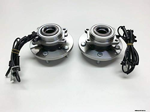 NTY 2 x Front Wheel Bearing & Hub Assembly Voyager/Grand Voyager RT 2008-2014 Front Wheel Drive