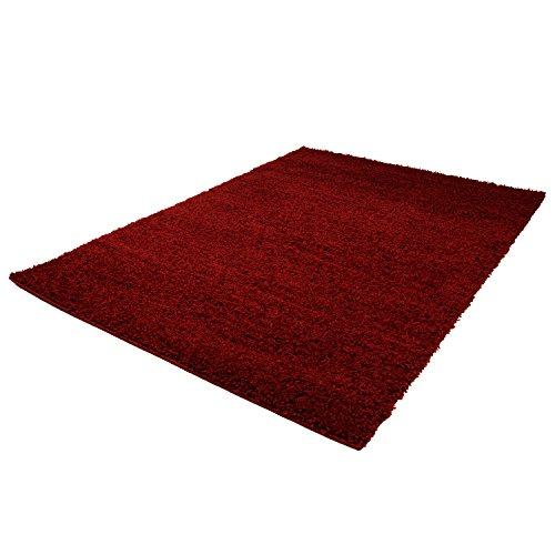 Taracarpet Shaggy Teppich Hochflor Langflor Teppiche Fürs Wohnzimmer Und  Schlafzimmer Geeignet Sowie Für Die Küche Und Kinderzimmer Ökotex 100  Zertifiziert ...