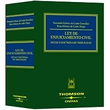 Ley de Enjuiciamiento Civil: Notas y Doctrina de Tribunales (Gran Colección)