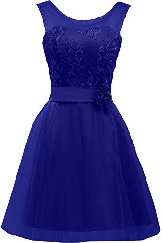 TOSKANA BRAUT - Robe - Cocktail - Femme bleu roi