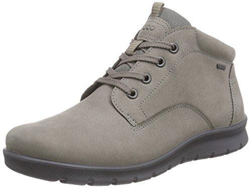Ecco Ecco Babett Boot, Bottines Chukka avec doublure intérieure chaude femme Gris - Grau (Warm Grey/Titanium)