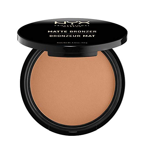 NYX Matte bronzer, Light, 1er Pack 1 x 9.5 g