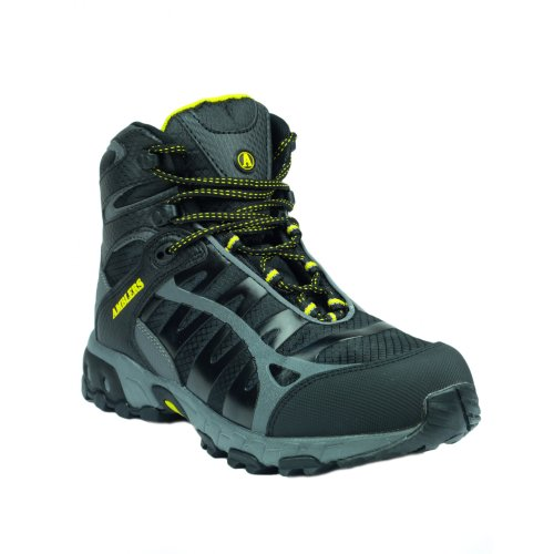 Amblers Safety FS36 - Stivali Antinfortunistici - Uomo Nero