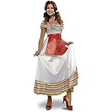 46fbf68415 Disfraz de Mejicana para mujer de la talla M-L