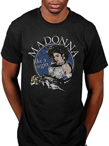 Official Madonna Like A Virgin T-Shirt - S to XXL