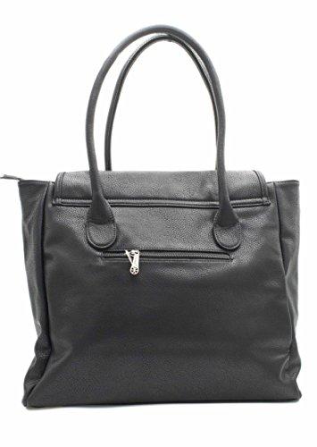 Gallantry , Damen Tote-Tasche schwarz schwarz Schwarz